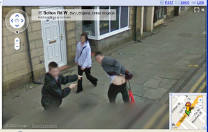 The Google Street View image for 16 Bolton Road W