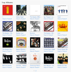 iTunes   Music   The Beatles