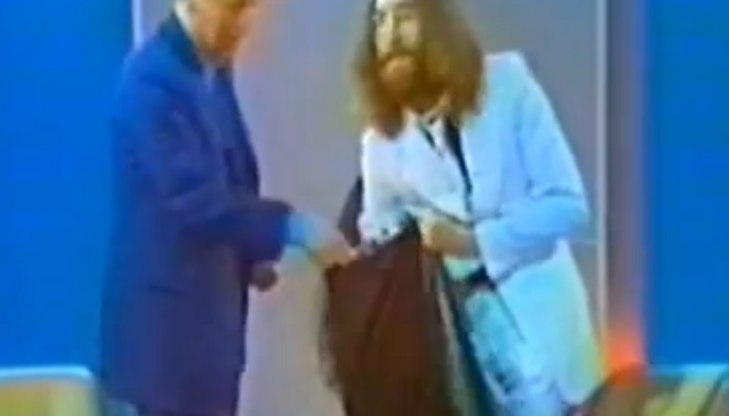 John Lennon on The David Frost Show 1969 part 1   YouTube